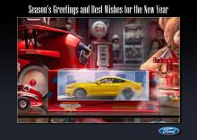 Uutisia Fordilta Joulukuu 2014