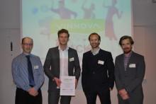 Vinnova ger 300 000 till SSES-företaget Student Competitions AB