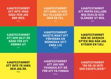 Stockholm Prides kontroversiella kampanj fortsätter