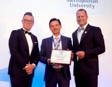 Scandic Business School vinner EuroCHRIE-pris