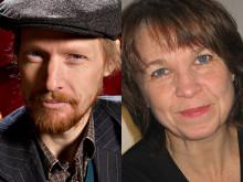 Gunnar och Agneta årets Olrogstipendiater