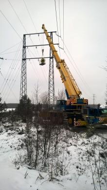 Strömavbrott i Sävar och på Holmön under december