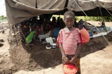 Utbrott av kolera oroar i Malawi
