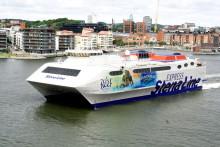 Tidig start för Stena Line Express