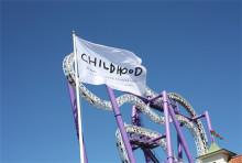 Childhood-dagen på Gröna Lund söndagen den 24 maj