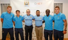 QNET Announces a New Era in Football With the MCFC Partnership