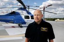Helikopterplattan på Akademiska stängs för reparation