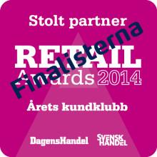 Retail Awards 2014: Granngården, Polarn o. Pyret och Willys är i final!