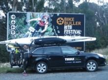 Bike Buller MTB Festival med ny seger för Mimi i Thule Adventure Team