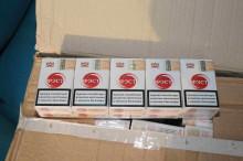 Cigarettes seized in Manchester