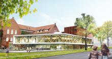 Byggstart för nya LUX vid Lunds universitet