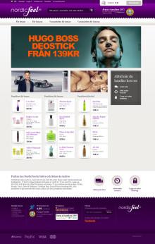 Sveriges största parfymbutik på nätet väljer Litium