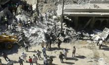Missilattack mot civila i norra Syrien – hjälpbehovet stort
