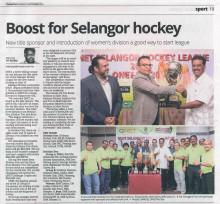 QNET supports Selangor hockey