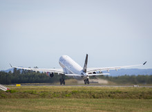 Europe's most punctual airport in August