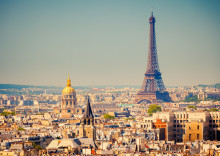 Paris, London og Amsterdam topper rejsemåls Top 10 i starten af 2015