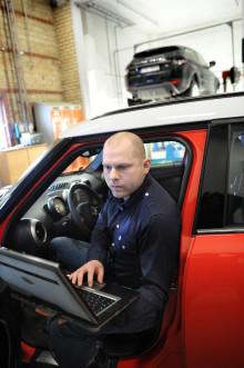 Går mot strömmen i fordons-Sverige – stort rekryteringsbehov hos GKN Driveline