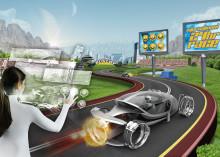 Fremtidens racerbiler har plasmamotorer og køres af androider