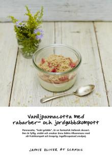 Receptkort Dessert