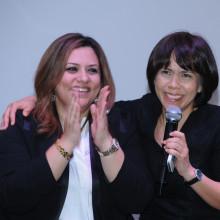 """""""غادة حمدان""""سفيرة للعناية بالبشرة ومستحضرات التجميل في الشرق الأوسط"""