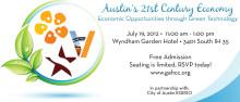 Austin Area Chambers Glimpse into Austin's 21st Century Economy