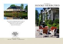 Broschyr om Hooks Herrgård