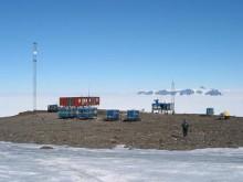 Svensk forskningsstation i Antarktis rustas upp