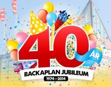 Sveriges första stormarknad för hemelektronik, SIBA Backaplan i Göteborg, firar 40 år  den 29-30 augusti