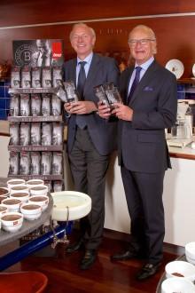 Europeisk storsatsing neste for Kaffehuset Friele