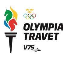 Premiär för Olympiatravet och 46 miljoner i Jackpot på V75