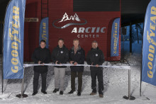 Goodyear Dunlop utökar sin testverksamhet för vinterdäck med ny anläggning i Finland