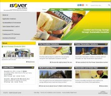 Isover uses Sitecore to improve on-line customer experience