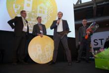 Vinnarna av Materialmedaljen, Glaspriset, Nya ögon på glas och Stora inneklimatpriset utsedda
