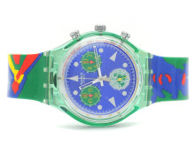 Kaplans Auktioner - tema Swatchklockor 12 september