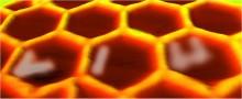 Konsten att texta med molekyler