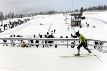 Scandic cup och JVM-test i längd flyttas till Idre Fjäll