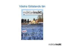 Mäklarinsikt Västra Götalands län 2016:1