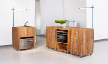 Beckmansstudent skapar framtidens kök - väljer Siemens i sitt examensprojekt