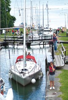 Förstudie visar på stort renoveringsbehov för bevarandet av Göta kanal