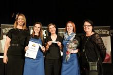 För tredje året i rad - Salmiakkola från Desserter utan gränser är Sveriges Favoritlakrits 2015