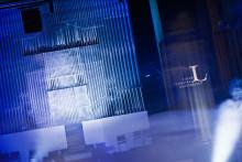 Benny Anderssons uruppförande på high-tech orgeln