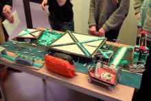 """""""Många bäckar små"""" vann förstapriset i Framtida transporter"""