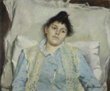 Målning av Eva Bonnier skänks till Prins Eugen Waldemarsudde