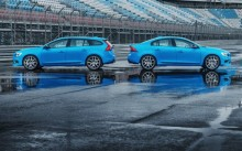 Världsdebut för nya Volvo V60 engineered by Polestar