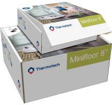 Minifloor 8™ - nu även i butiksförpackning