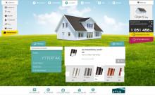 A-hus lanserar ny väg till drömboendet – Designa och köp ditt hus online