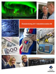 Inlandsinnovation presenterar sin första årsredovisning