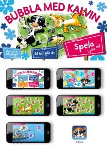 Skånemejerier släpper bubblande spel-app för barn