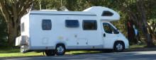 Opus Täthetstest (fukttest) för husvagnar och husbilar