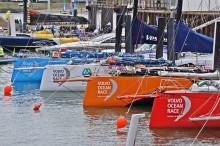 Scandinfo genomför undersökning under Volvo Ocean Race